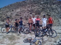 Rutas en mountain-bike