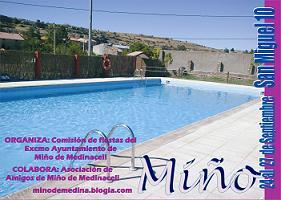 Programa de Fiestas San Miguel 2010